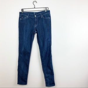 7 For All Mankind | The Skinny Jean 30